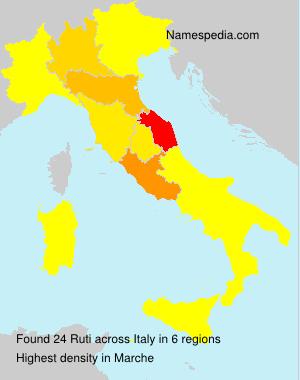 Ruti - Italy