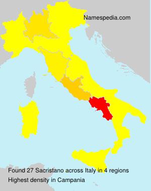 Sacristano - Italy