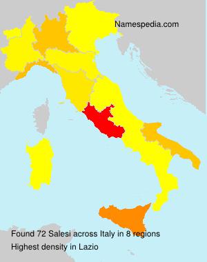 Salesi - Italy