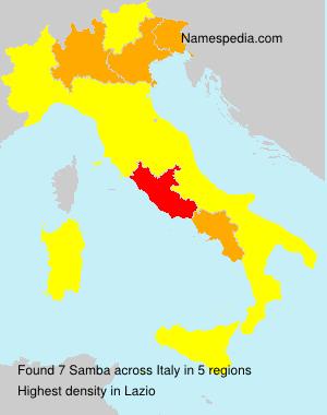 Samba - Italy