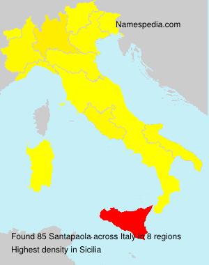 Santapaola - Italy