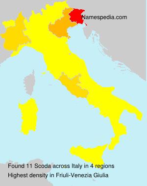 Scoda - Italy