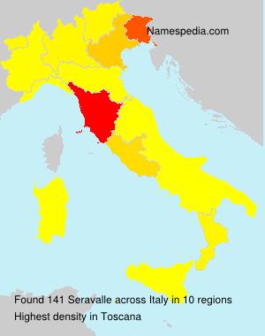 Seravalle - Italy