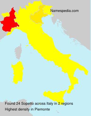 Sopetto - Italy