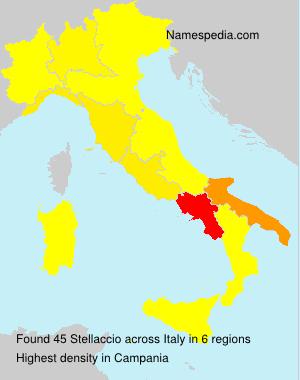 Stellaccio - Italy