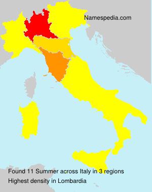 Summer - Italy