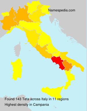 Teta - Italy