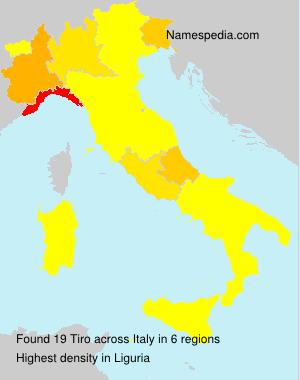 Tiro - Italy