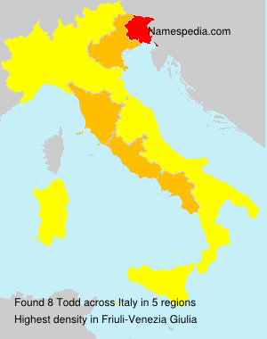 Todd - Italy