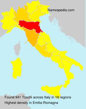 Toschi - Italy