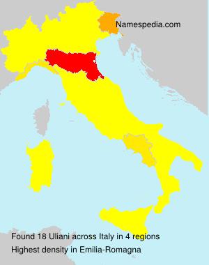 Uliani - Italy