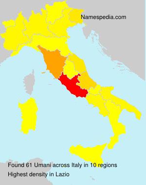 Umani - Italy