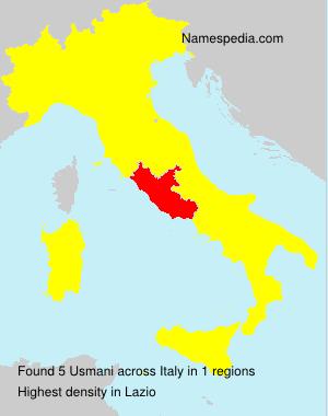 Usmani - Italy