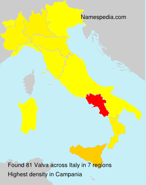 Valva - Italy