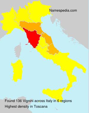 Vignini - Italy
