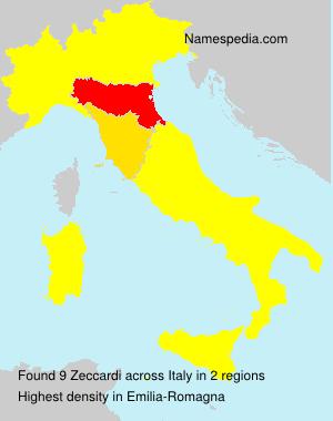 Zeccardi - Italy