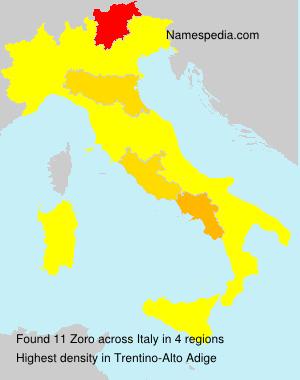 Zoro - Italy