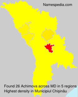 Achimova