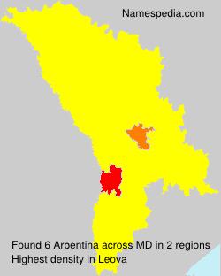 Arpentina - Moldova