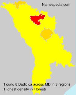 Badicica - Moldova