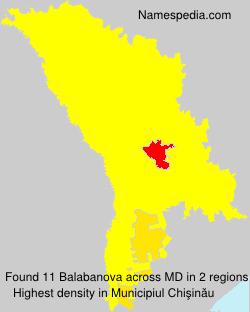 Balabanova - Moldova