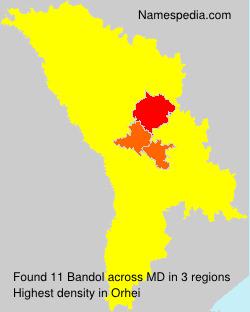 Bandol - Moldova