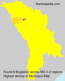 Bogdanici - Moldova