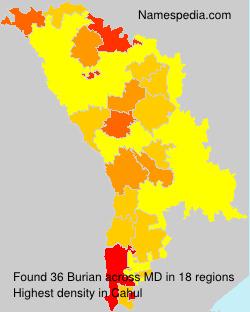 Burian - Moldova