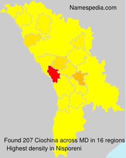 Ciochina