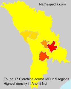 Ciorchina