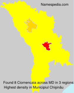 Ciornencaia