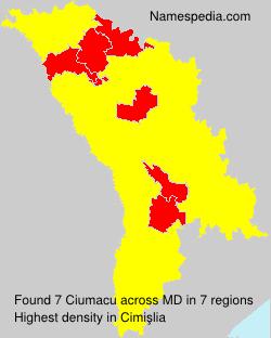 Ciumacu