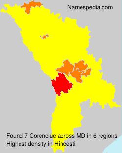 Corenciuc - Moldova