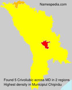 Crivoliubic