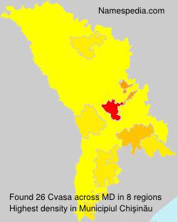 Cvasa - Moldova