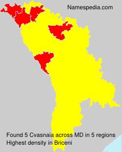 Cvasnaia - Moldova