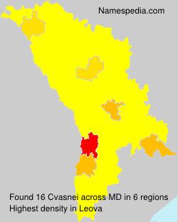 Cvasnei - Moldova
