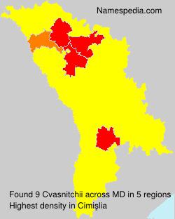 Cvasnitchii - Moldova
