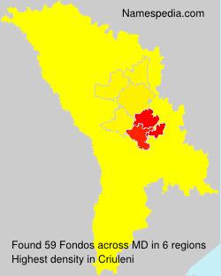Fondos - Moldova