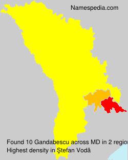 Gandabescu