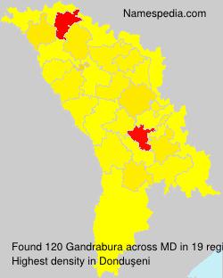 Gandrabura