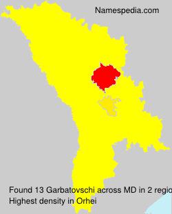 Garbatovschi