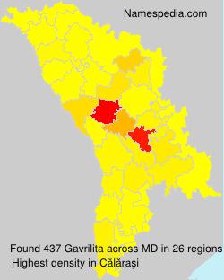 Gavrilita
