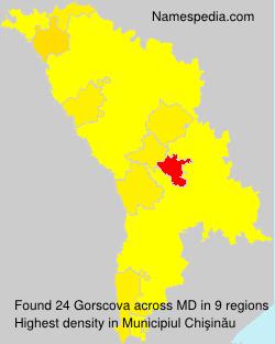 Gorscova