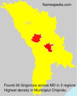 Grigorcea