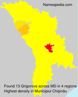 Grigorova