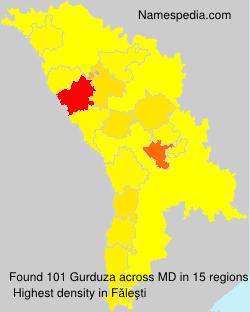 Gurduza - Moldova