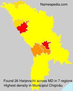 Harjevschi