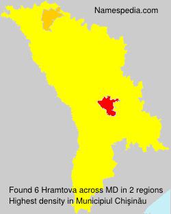 Hramtova - Moldova