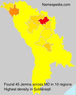 Jemna - Moldova